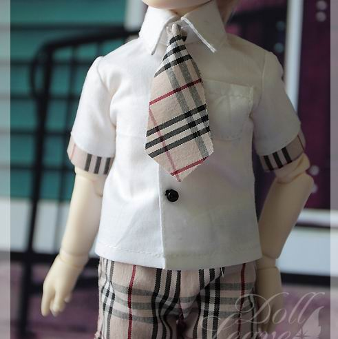 boy school uniform set